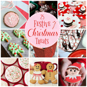 25 Cute & Festive Christmas Treats