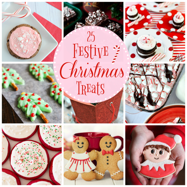 25 Festive Christmas Treats