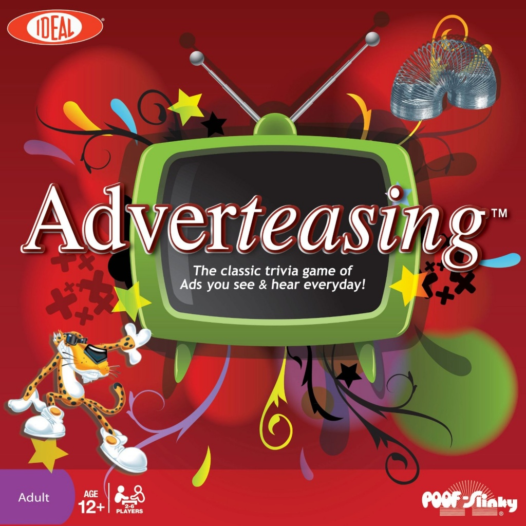 Adverteasing