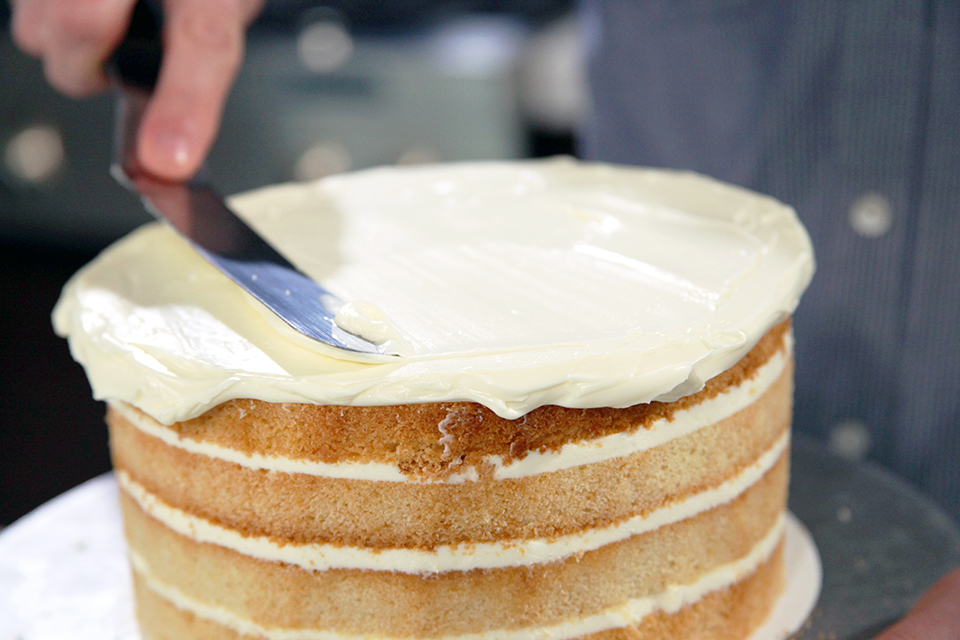 Buttercreamcake