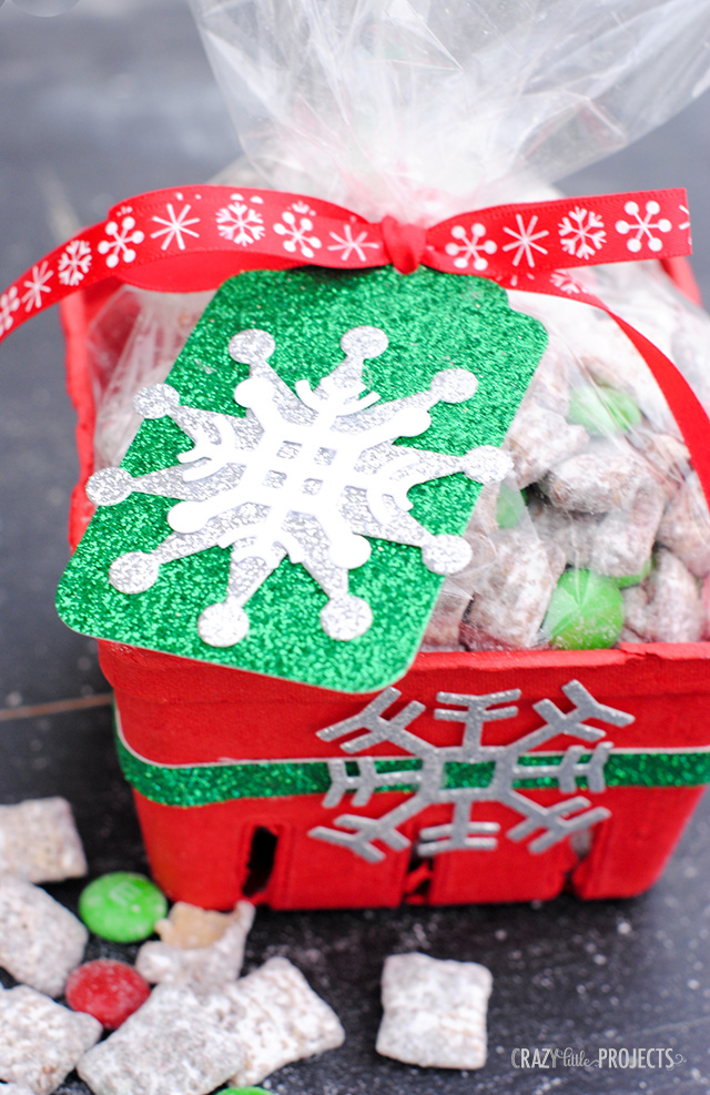 Muddy Buddies Christmas Gift