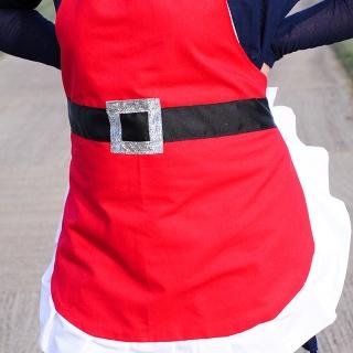 Santa Apron Tutorial