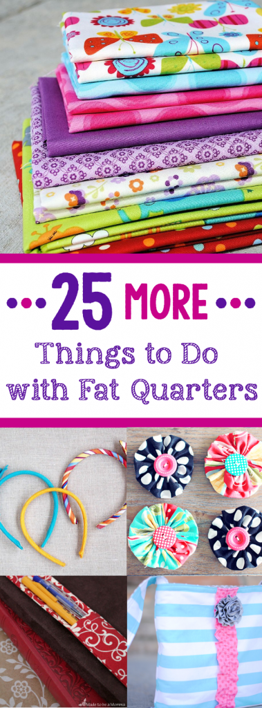 25morethingstodowithfatquarters