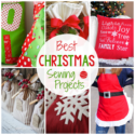25 Best Christmas Sewing Projects for the Holidays