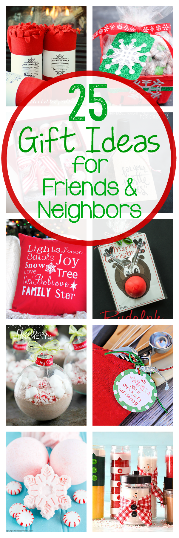 25 gift ideas for friends neighbors crazy little projects for Cute small gifts for friends