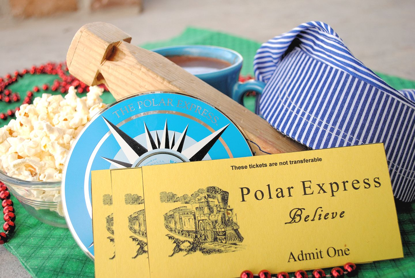 Polar Express Party Ideas For Christmas Part - 17: Polar Express Party Ideas