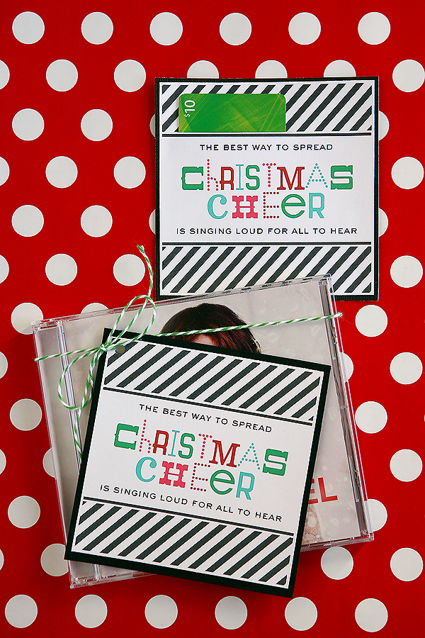 Lovely Free Gift Ideas For Christmas Part - 11: Christmas Cheer Gift