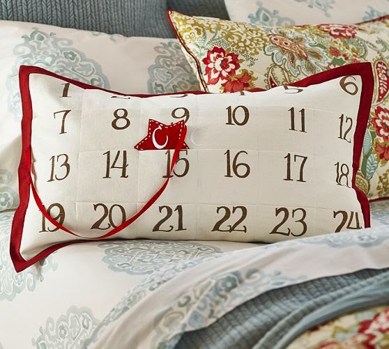 Advent Pillow Pattern