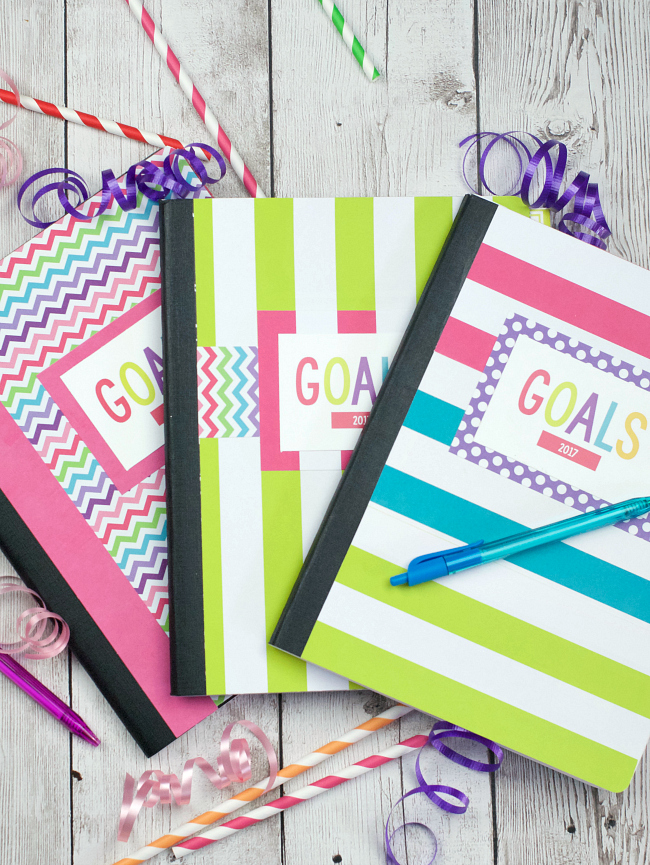 2017 Goal Planners