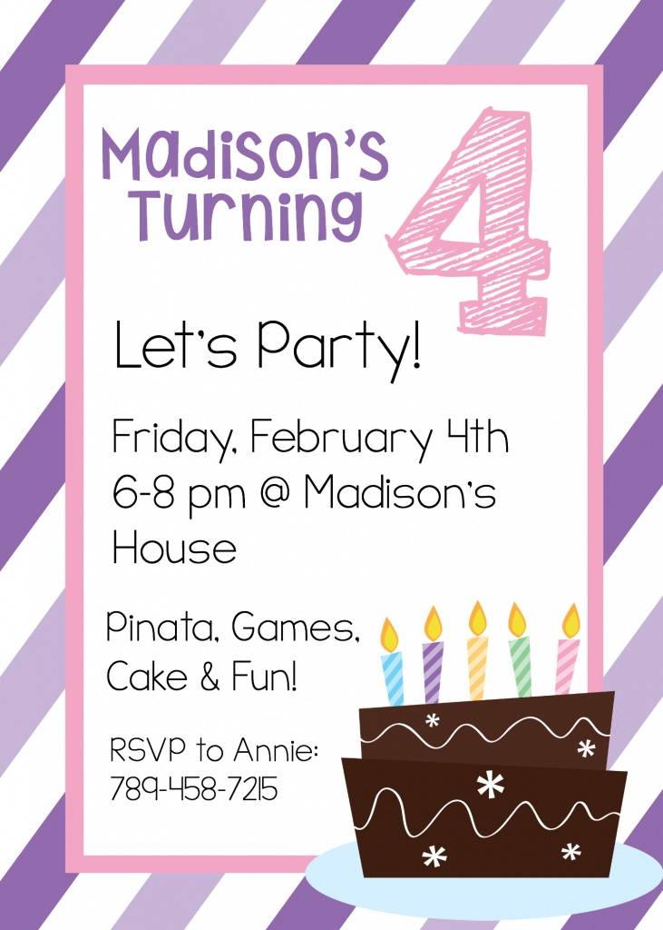 Httpscrazylittleprojectscomwpcontentuploads - Birthday invitations templates free printable