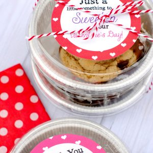 Free Printable Valentine's Gift Tags