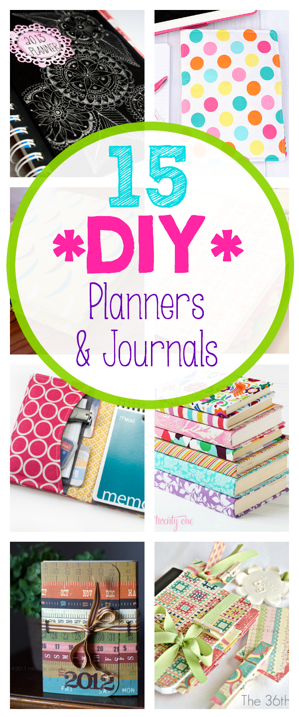 picture relating to Diy Planner Organizer identify 15 Do-it-yourself Planners Publications towards Generate or Print at Property - Ridiculous