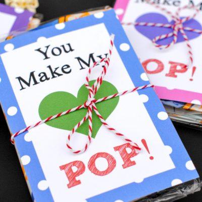 Pop Valentines