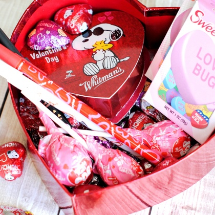 Heart Attack in a Box-Valentine's Idea
