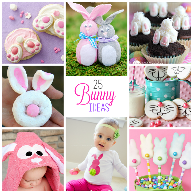So many cute Easter ideas!