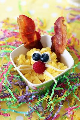 Bunny Egg Dish