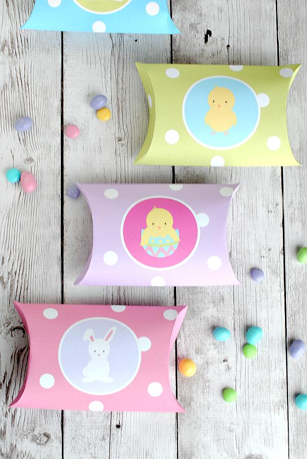 EasterCandyBoxes