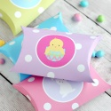 Cute Easter Pillow Boxes