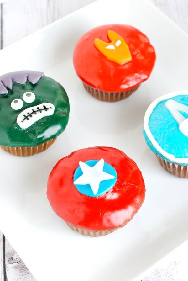 AvengersCupcakesIdeas
