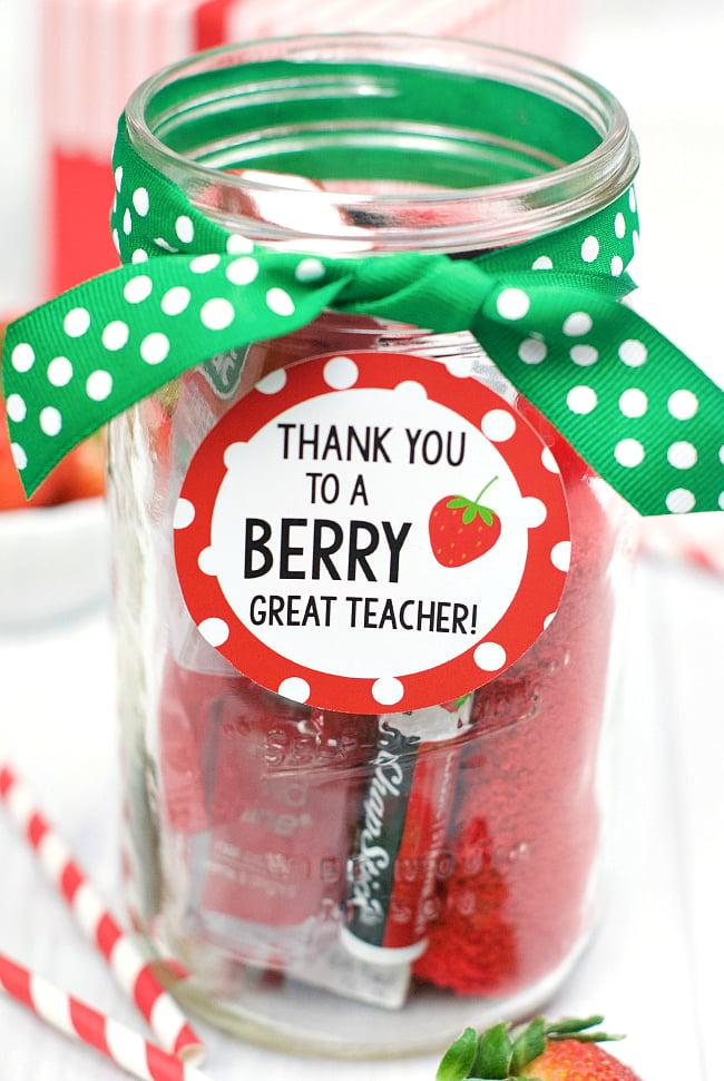 25 Teacher Reciation Gifts That