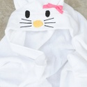 Hello Kitty Hooded Towel Tutorial