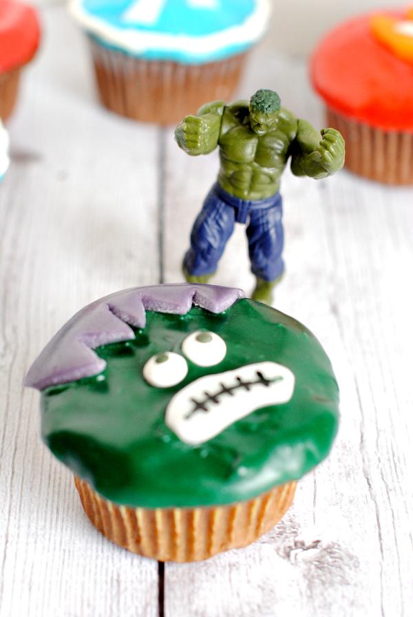 Hulkcupcakes