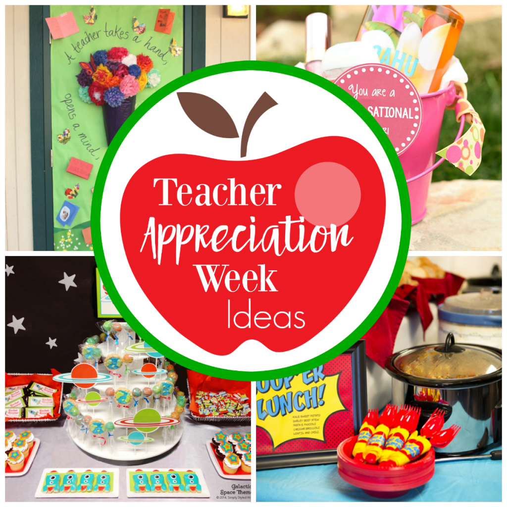 Classroom Recognition Ideas ~ Teacher appreciation gifts that will love