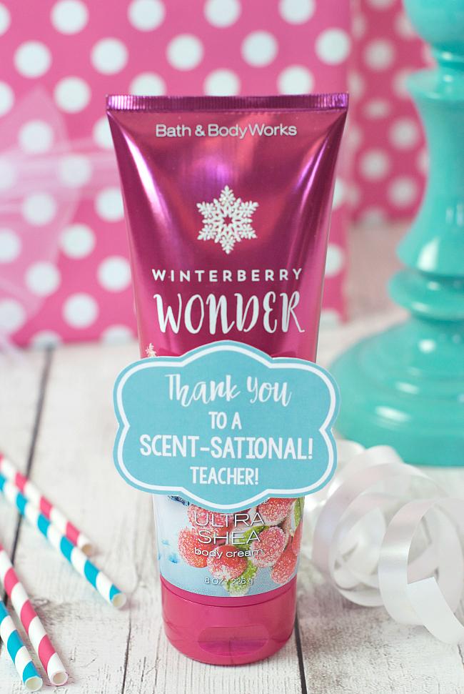 teacher appreciation gift idea crazy little projects