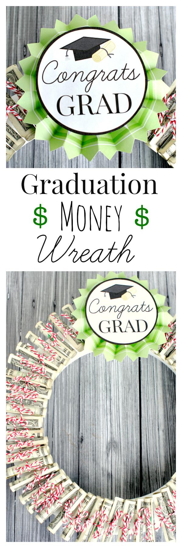Graduation Gift Idea-Creative Way to Give Money!