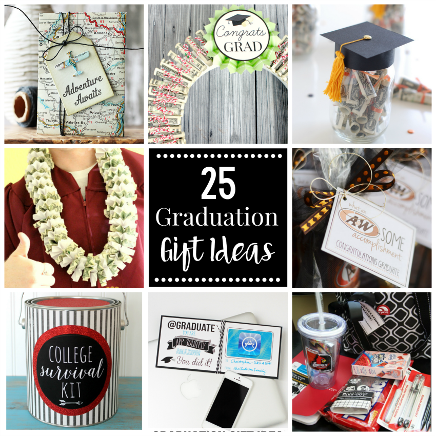 25 Graduation Gift Ideas