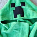Minecraft Hooded Towel Tutorial