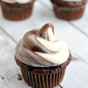 Nutella Cupcakes Recipe