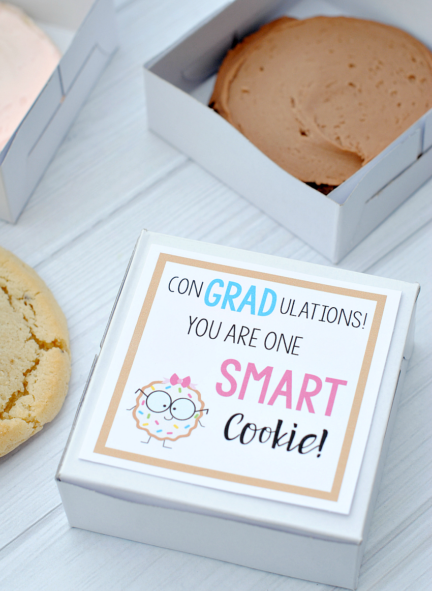 Smart Cookie Graduation Gift