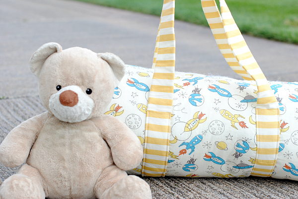 Toddler Duffle Bag