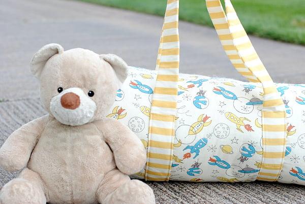 Toddler Duffle Bag
