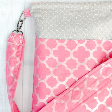 Cute Zipper Tote Bag Tutorial
