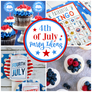 Fun Ideas To Celebrate The 4th Of July Crazy Little Projects