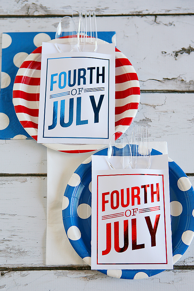 4th-of-july-utensil-holders