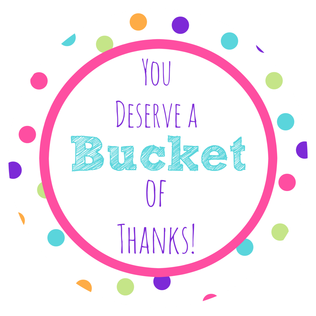 BucketofThanks