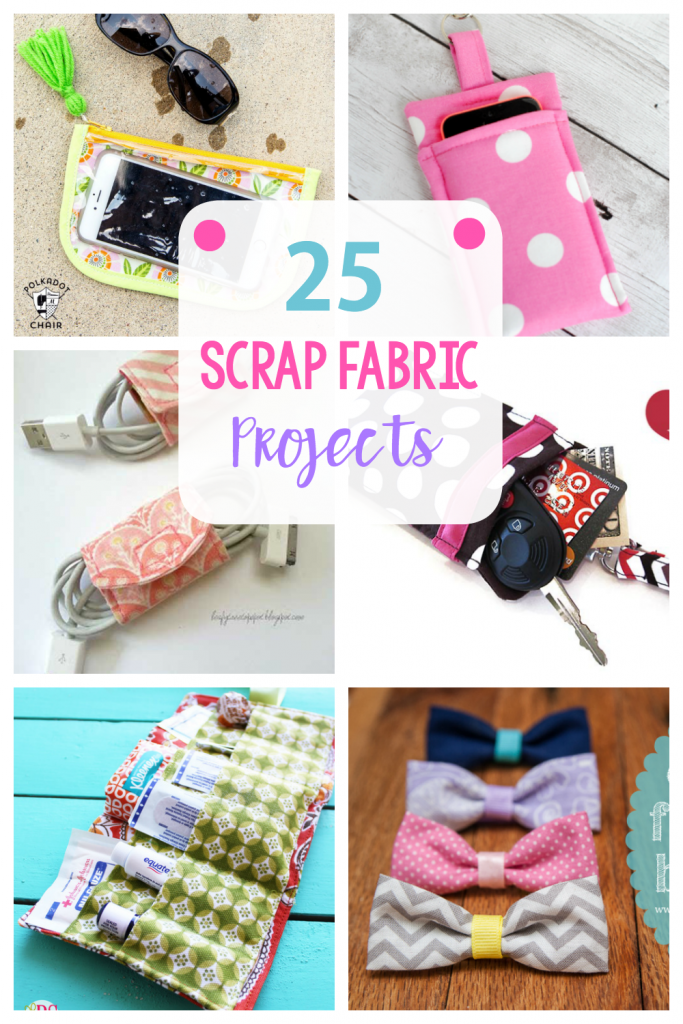craft ideas for scrap fabric 25 more scrap fabric projects projects 6233