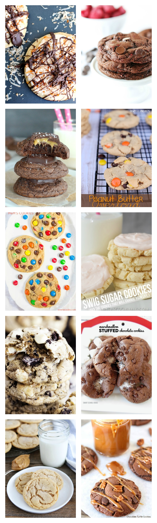 50 Amazing Cookie Recipes to Try