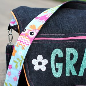 Kid's Messenger Bag Pattern