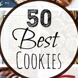 50 Fantastic Cookie Recipes