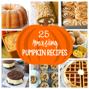 25 Best Easy Pumpkin Recipes