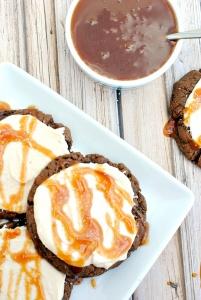 Chocolate Caramel Cookie Recipe