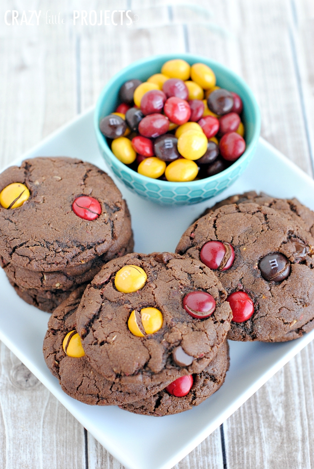Chocolate and Peanut Butter Cookies Recipe