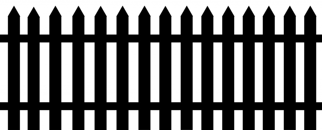 PicketFenceSilhouette