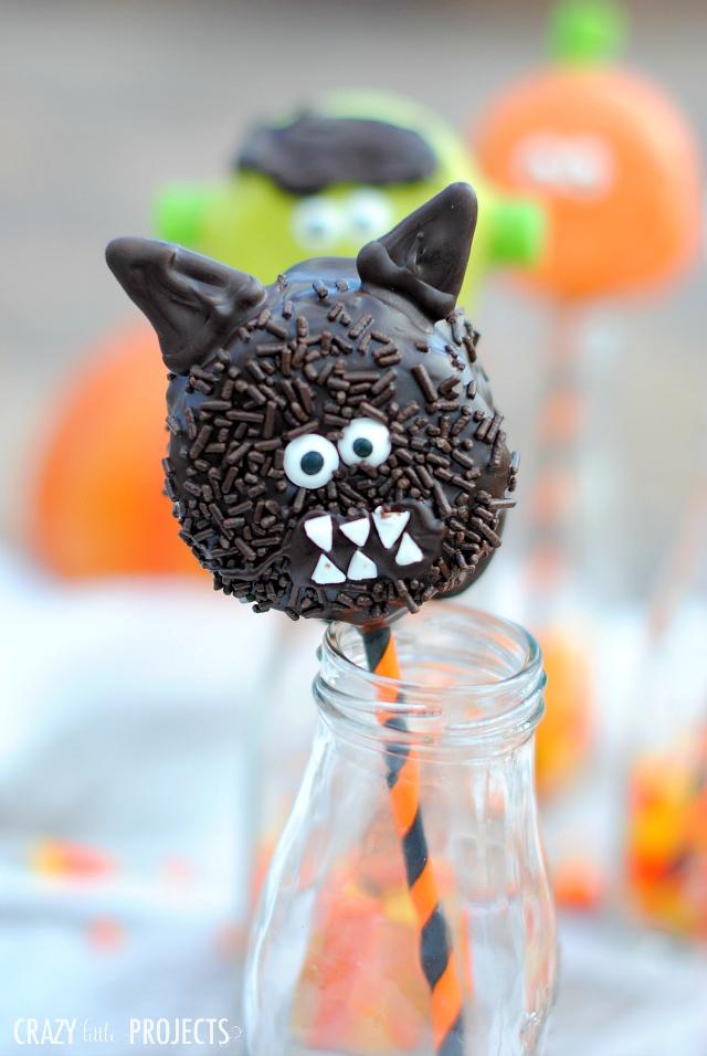 Werewolf Halloween Treats