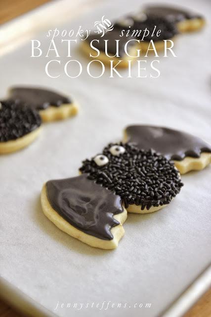 bat-sugar-cookies