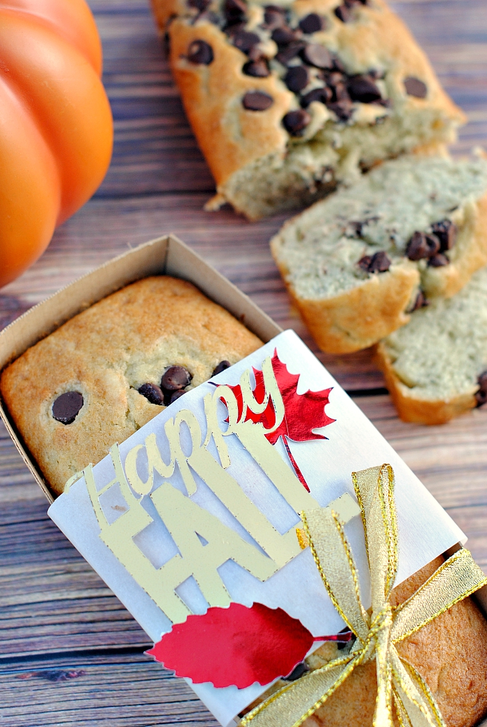 Cute Fall Gift Tag